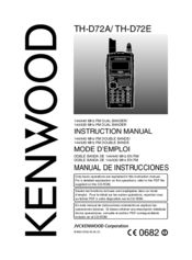 kenwood th d72a instruction manual