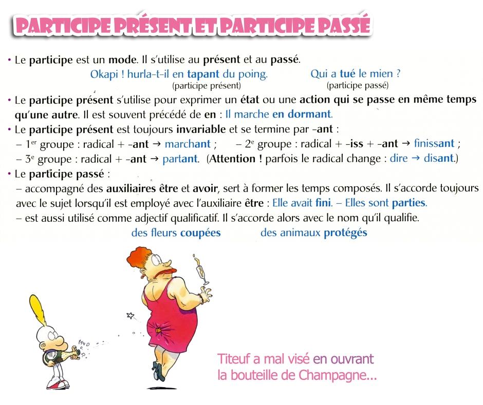 Les verbes qui se conjuguent avec avoir pdf