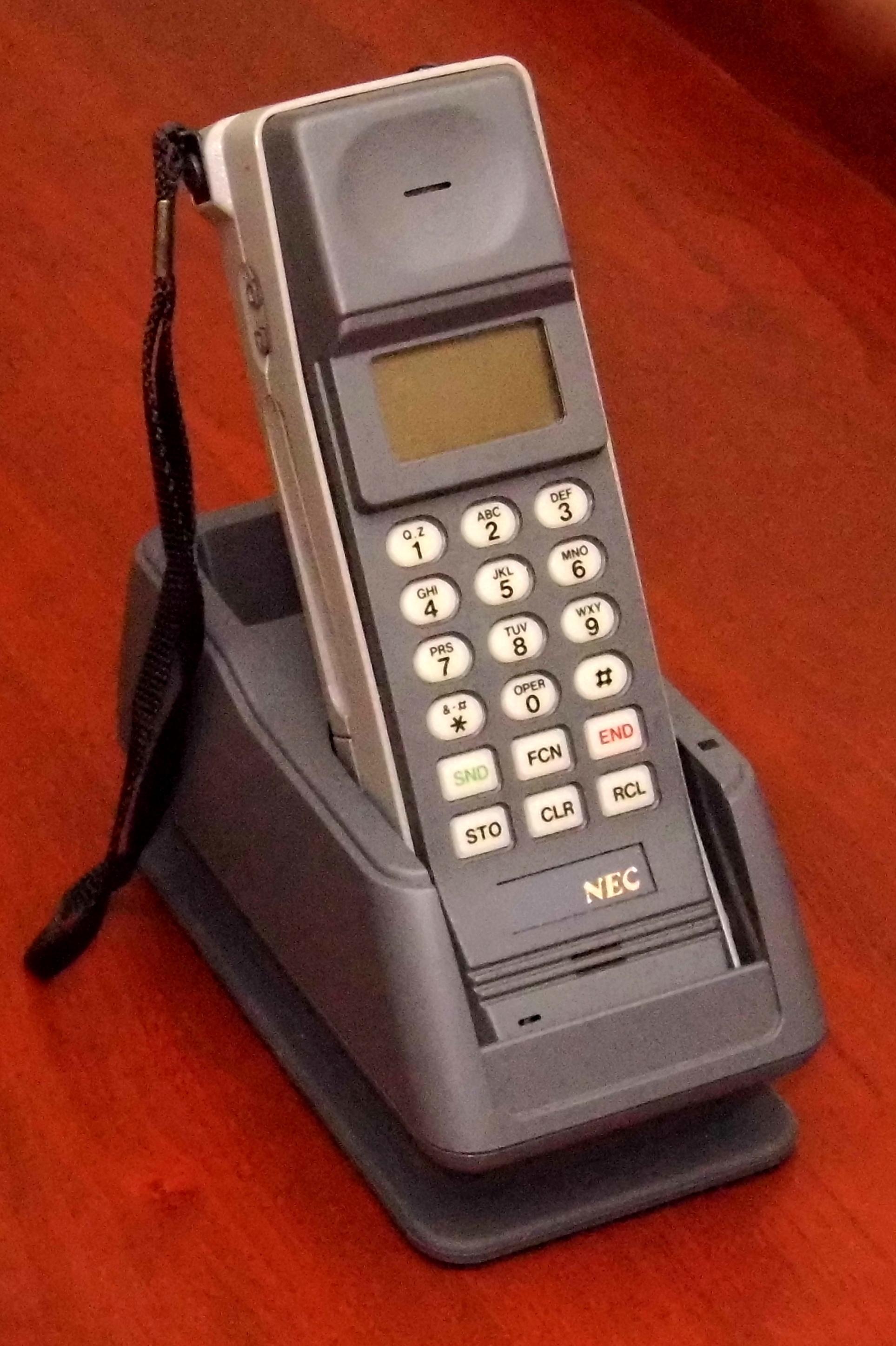 Nec i series phone manual