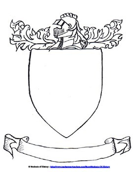 Coat of arms template pdf