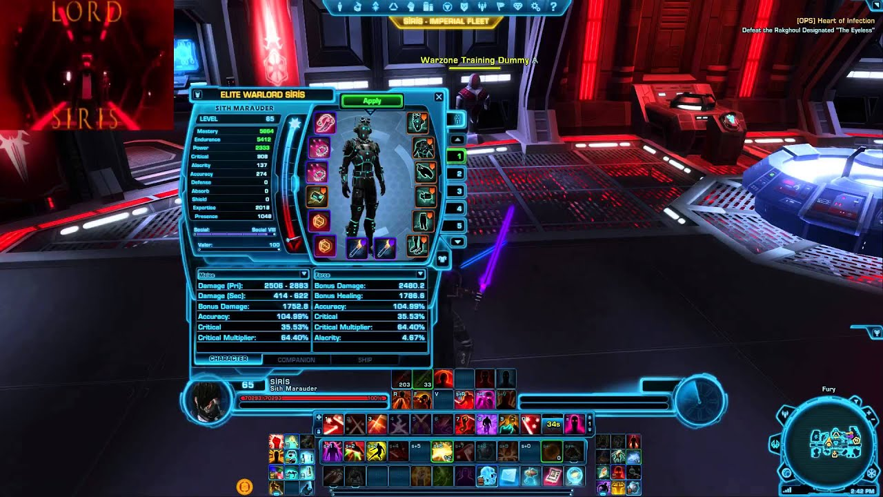 Swtor marauder pvp guide 4.0