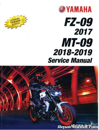 2015 yamaha fz 09 owners manual