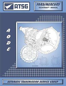 A4ld transmission rebuild instructions
