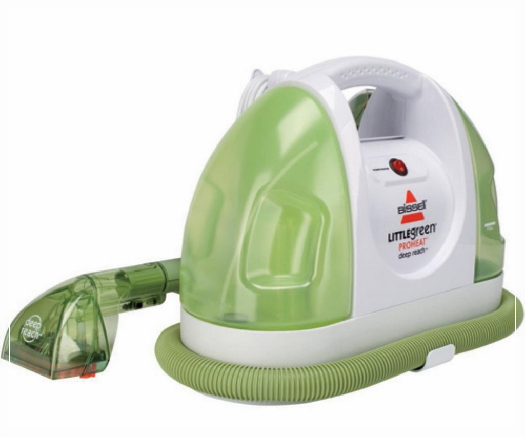 bissell little green turbo brush manual