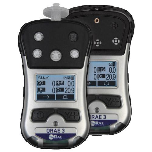Qrae 4 gas monitor manual