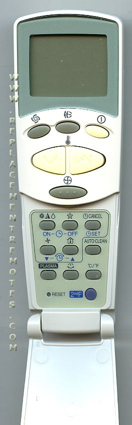 lg air conditioner remote control 6711a90031y manual