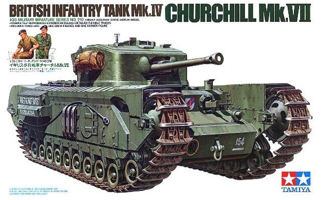 tamiya 1.35 mark iv paint instructions