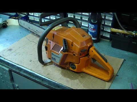 husqvarna rancher 44 chainsaw manual