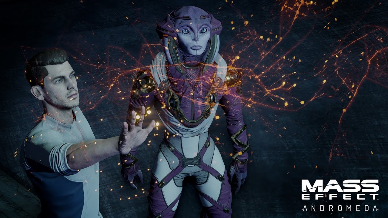 Mass effect andromeda how to change your clothes