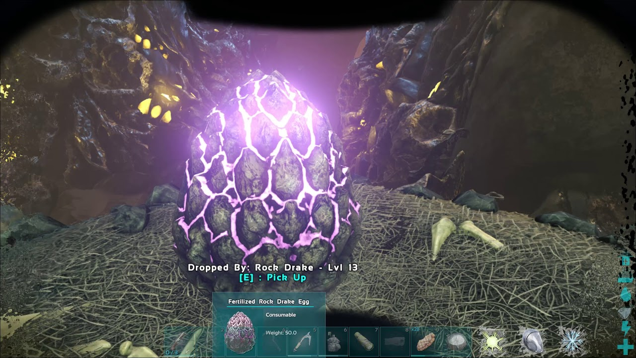 Ark aberration how to clear drake nests