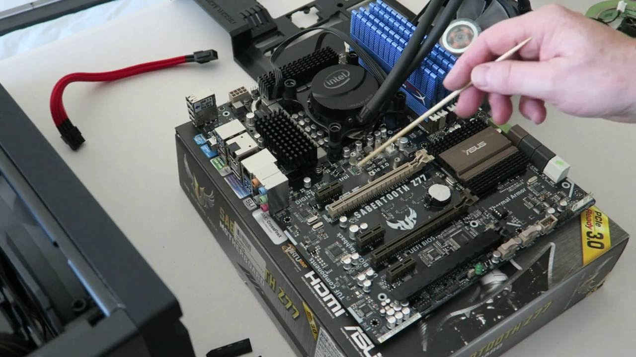 Asus z170 how to hard clear the cmos