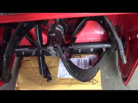 Auger engine flooded how to fix