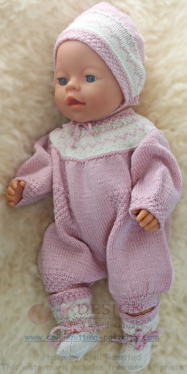 baby born doll instructions