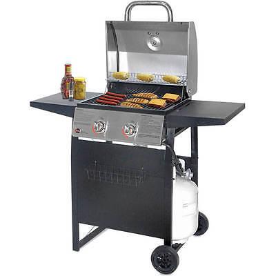 backyard grill side burner instructions