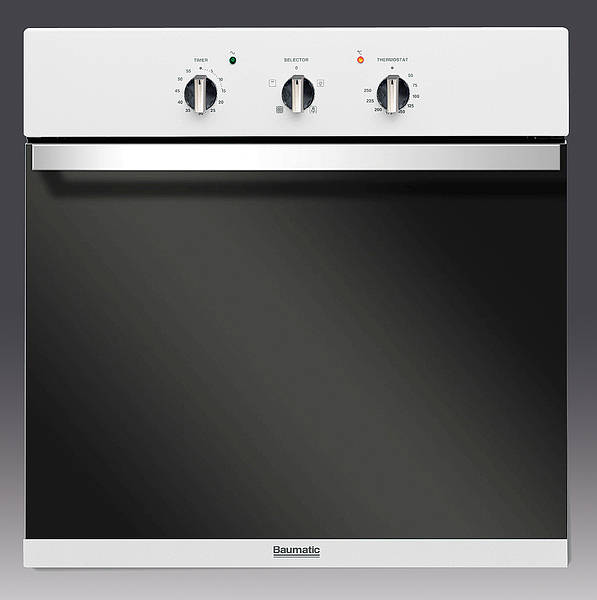 Baumatic double oven instructions