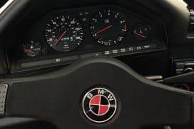 Bmw manual fuel door release