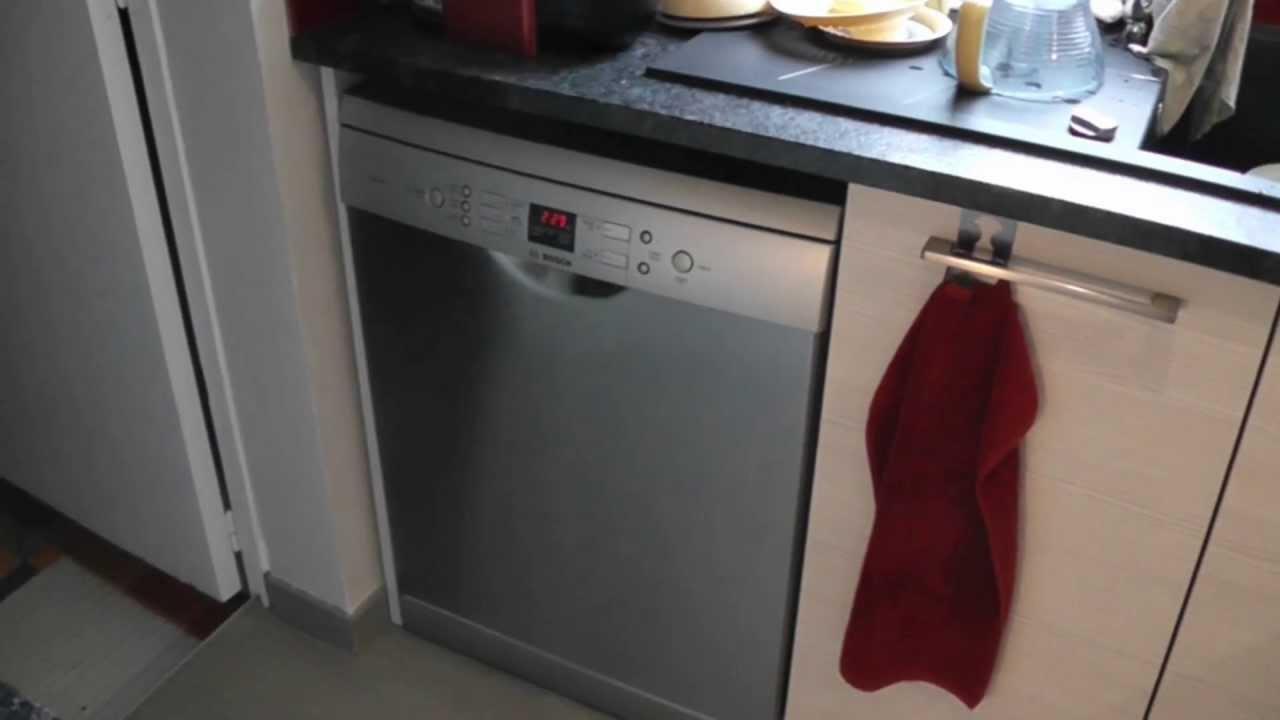 bosch silence plus dishwasher manual e24
