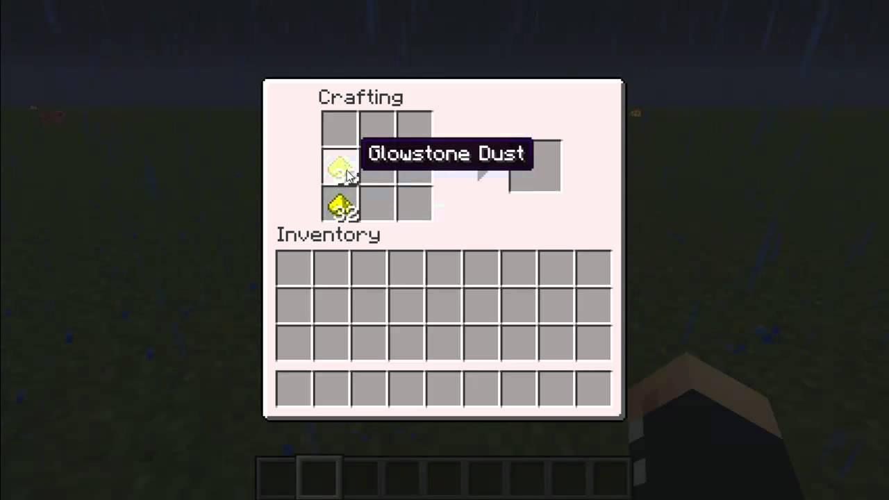 Minecraft how to find glowstone