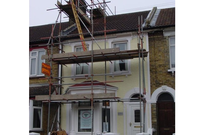 Cos guideline hoarding and scaffolding