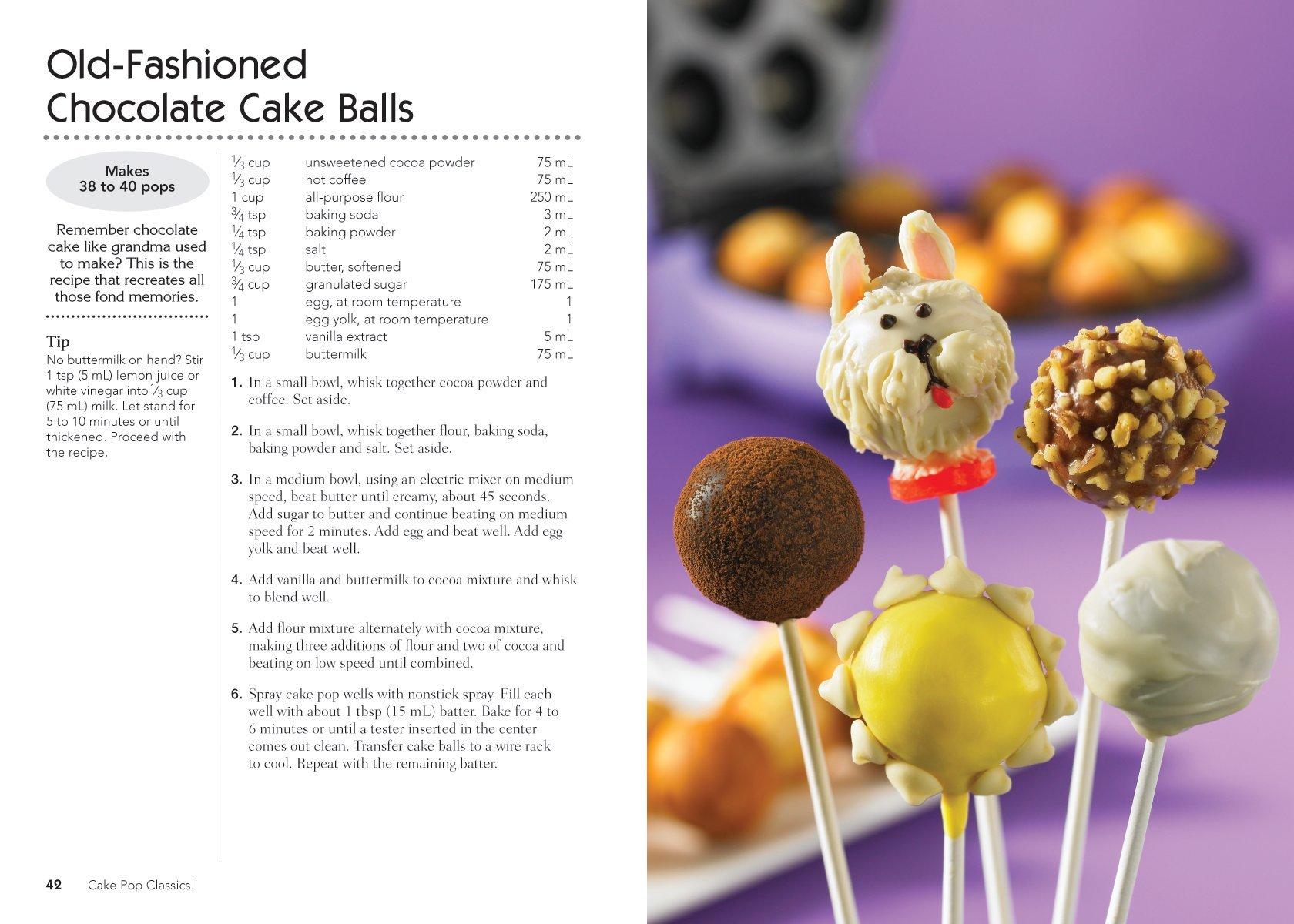 cake pop maker instructions