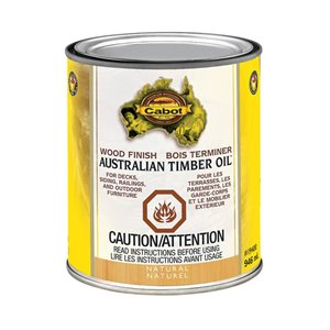 Cabot australian timber oil application instructions