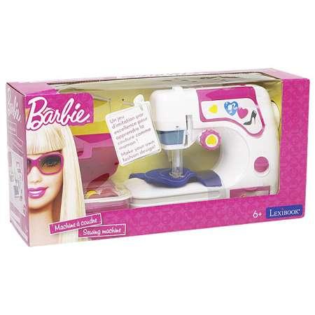 lexibook barbie sewing machine manual