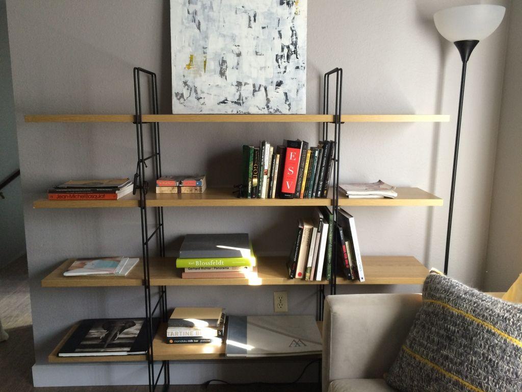 ikea enetri shelf instructions