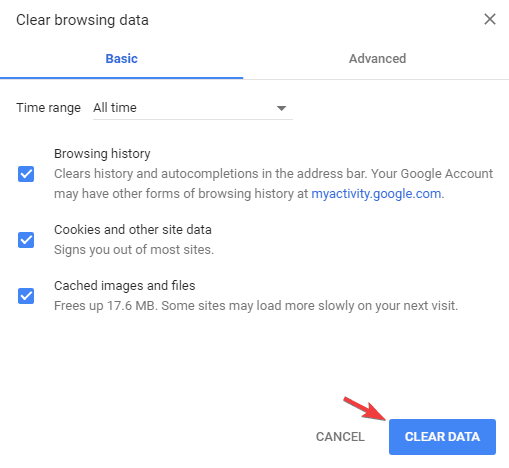 Chrome how to clean history from other synced devices