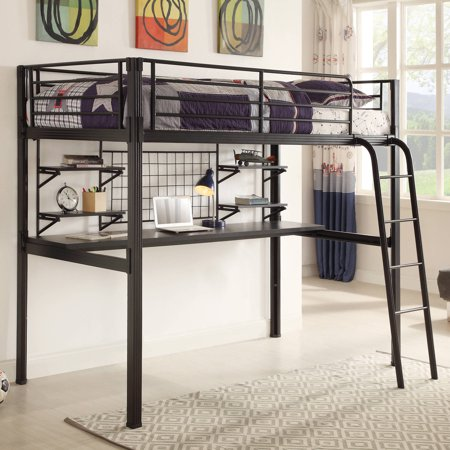 coaster bunk bed assembly instructions