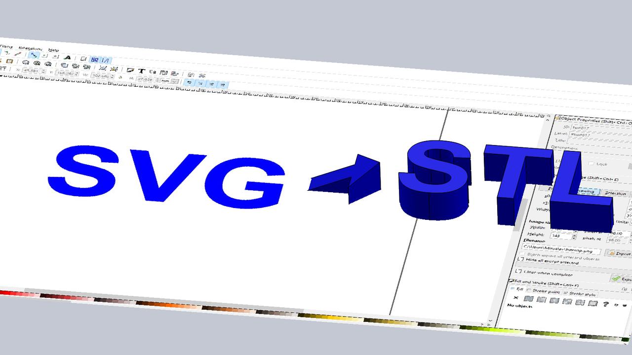 Convert stl to 3d pdf