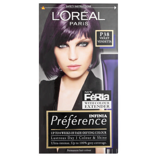 instructions for l oreal colour extender