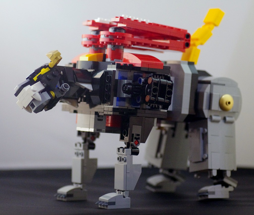Lego world how to get lion