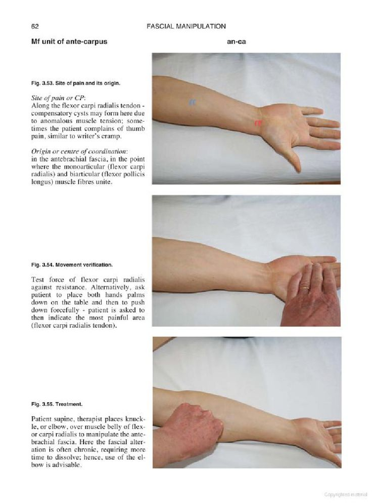 Fascial manipulation practical part pdf