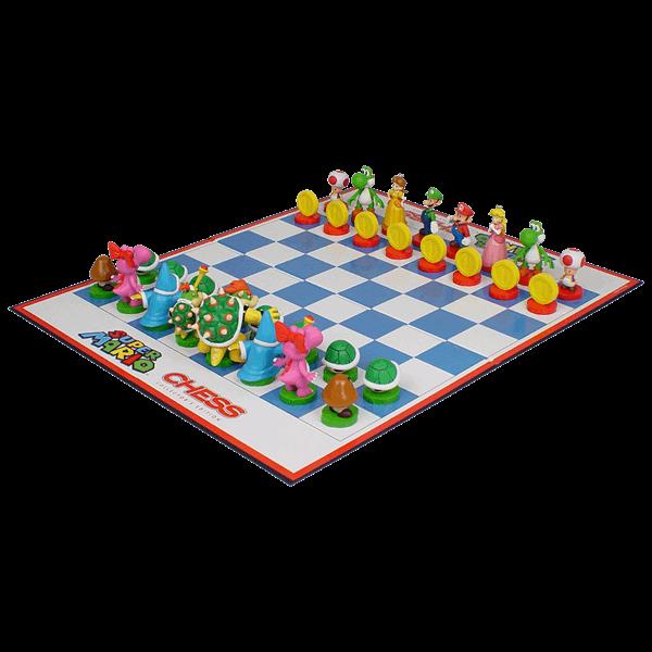 Super mario chess instructions