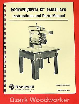 delta homecraft scroll saw manual