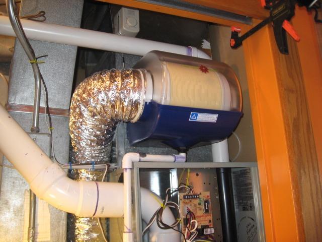 Desert spring humidifier installation manual