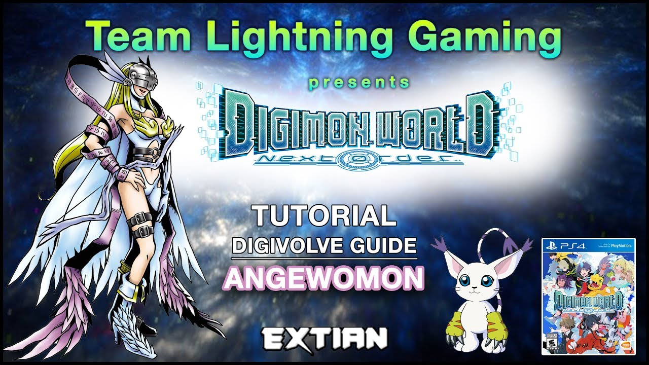 Digimon world championship digivolution guide