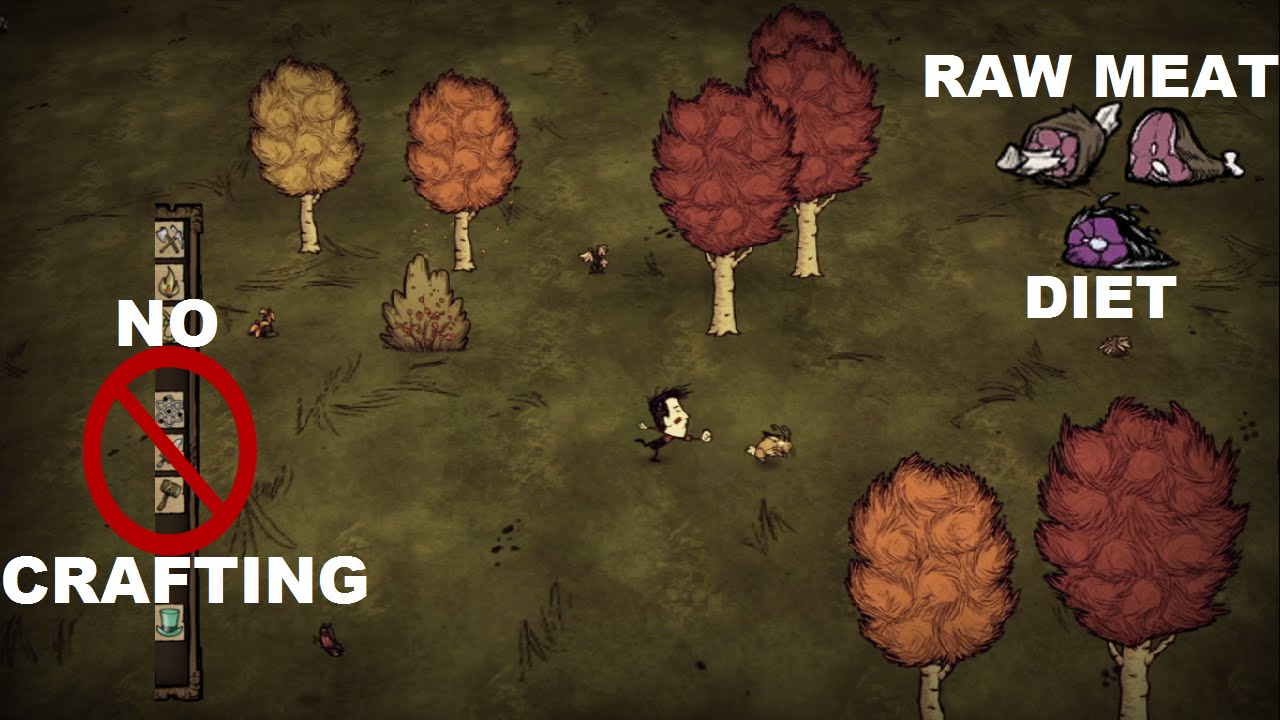Dont starve how to get presents faster