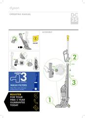 dyson ball instructions dc25
