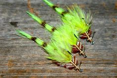 saratoga toad fly tying instructions