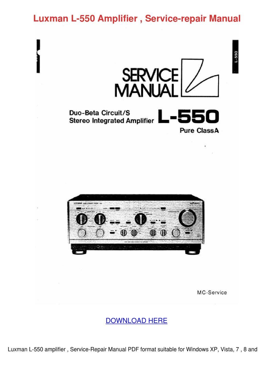 gerni 105.5 user manual