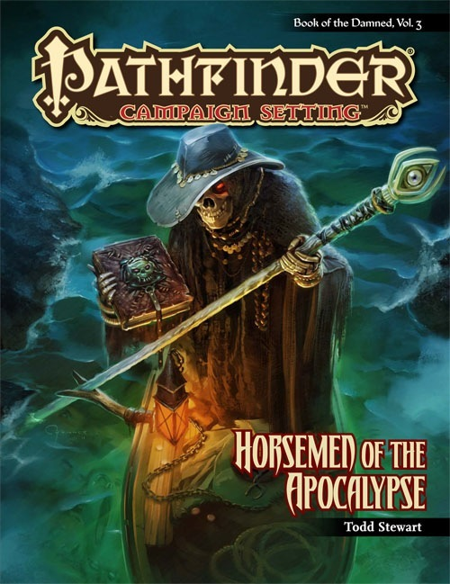 Pathfinder roleplaying game book of the damned pdf