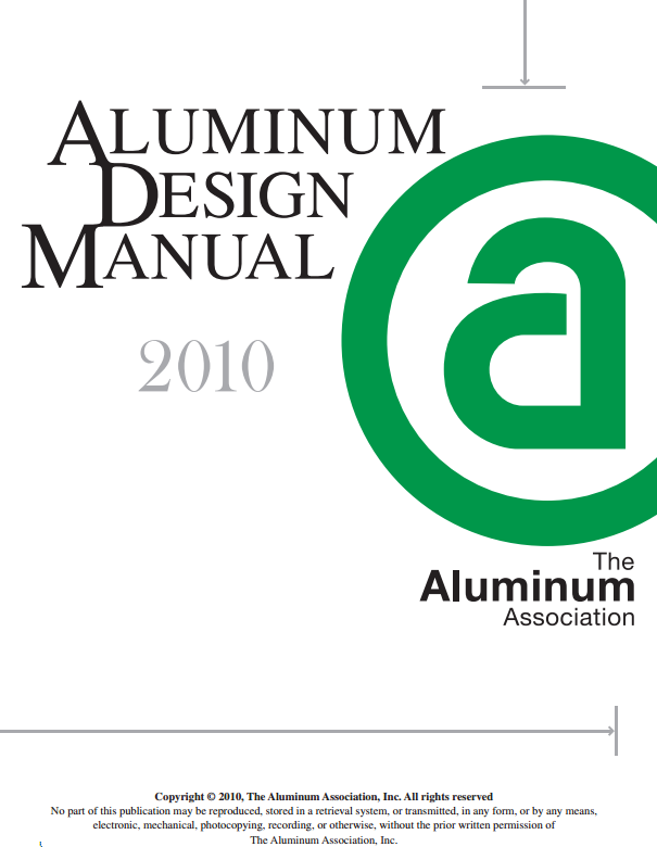 aluminum design manual 2015 pdf