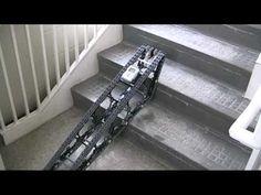 ev3 stair climber instructions