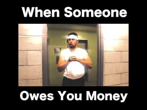 When someone owes you money how to get it back