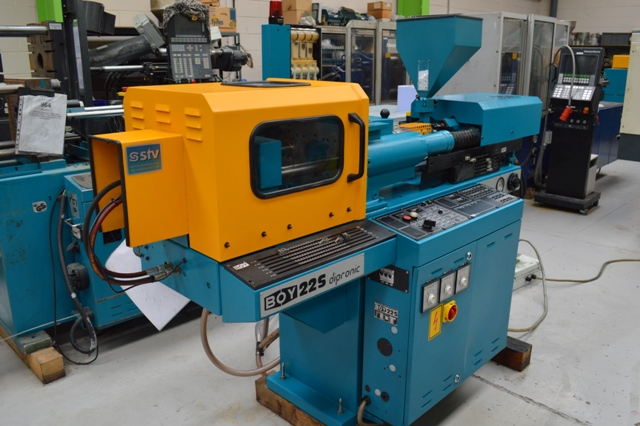 boy 22 injection molding machine manual