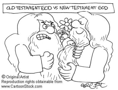 Old testament vs new testament pdf