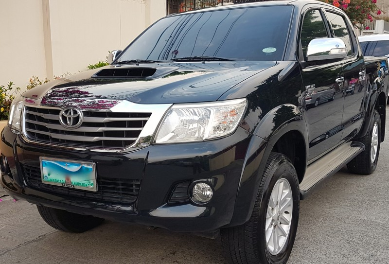 toyota hilux diesel manual for sale