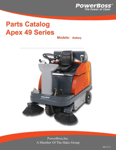 factory cat magnum parts manual