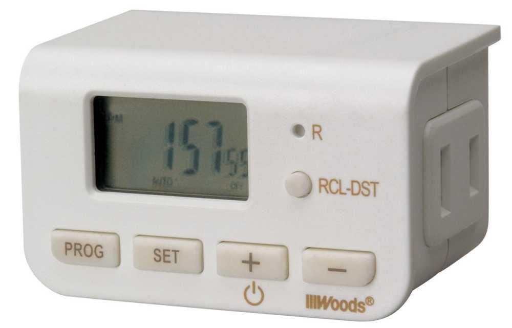 woods digital timer dt300 instructions